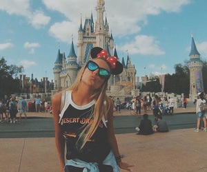 blonde, disney, and fit image