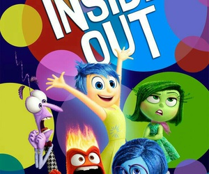inside out, anger, and disney image