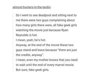 fandom, feminism, and funny image