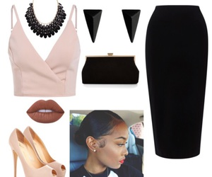 clothes, Polyvore, and outfits image