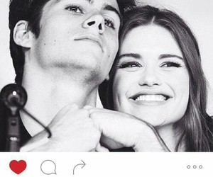 bae, lydia, and teen wolf image