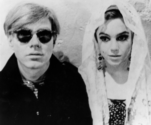 andy warhol, black and white, and b&w image