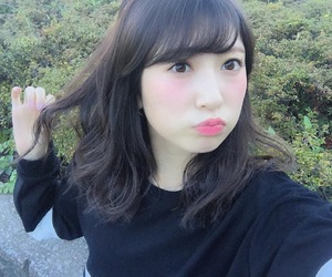 asian, nmb48, and cute image