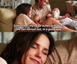 inspiring, one tree hill, and quote image