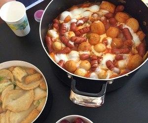 breakfast, dinner, and eat image