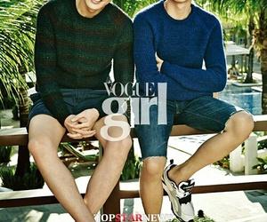 lee hyun woo and park seo joon image