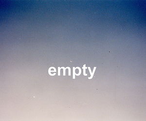 empty, sky, and text image