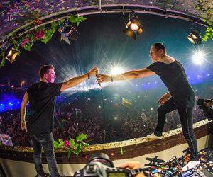 music, tiesto, and hardwell image