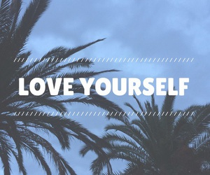 love, justin, and yourself image