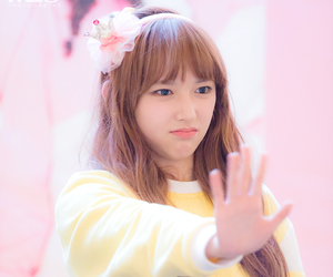 wjsn and cheng xiao image