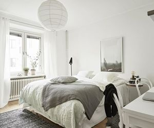 art, bedroom, and home image