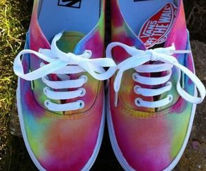 vans, shoes, and colorful image