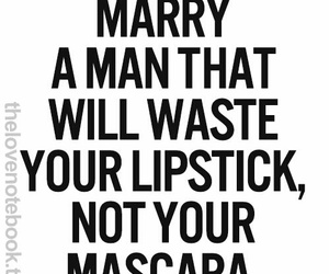 quote, love, and lipstick image