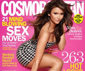 Nina Dobrev, cosmopolitan, and sexy image