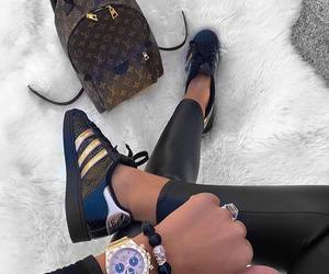 adidas, fashion, and Louis Vuitton image