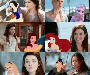 disney, once upon a time, and tv image