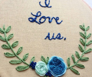 embroidery, hoopart, and hoop phrasr image