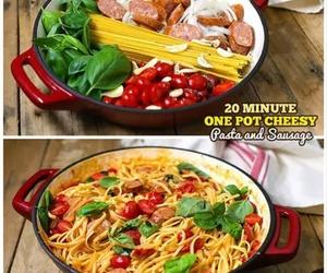 food, pasta, and recipe image