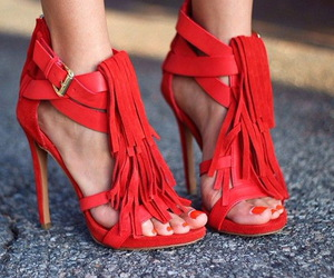 shoes, girl, and fashion image