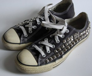 shoes, diy shoes, and diy sneakers image