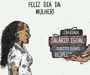 feminismo, dia da mulher, and feminista image