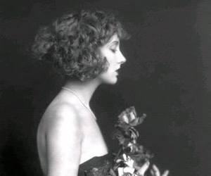 vintage, black and white, and 1920s image