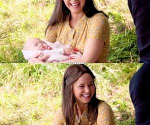 baby, Jennifer Lawrence, and lovely image