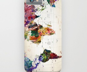case, map, and phone case image