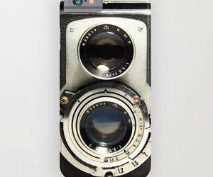 camera, phone case, and vintage camera image