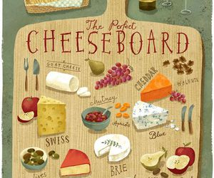 cheese board and perfect board image
