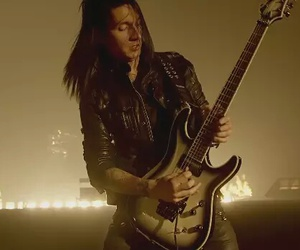 guitarist, black veil brides, and jake pitts image