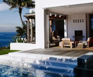 pool, beach, and home image