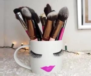 diy, make up, and maquillaje image