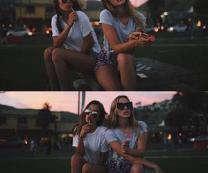 bffs, friendship, and goals image