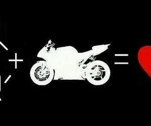 love and moto image