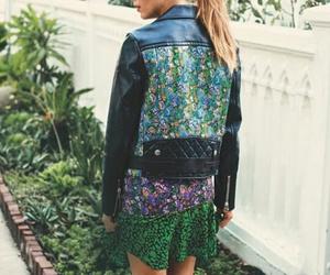 coach, jacket, and fashion image