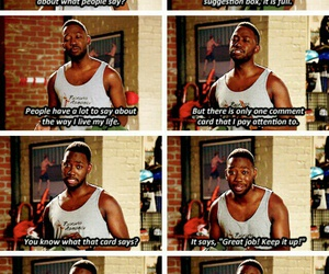 quote, tv show, and new girl image