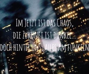 city lights, deutsch, and german image