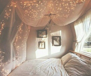 bedroom, cool, and pretty image