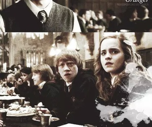 hermione granger and dramione image
