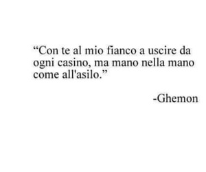 tumblr, love, and frasi italiane image