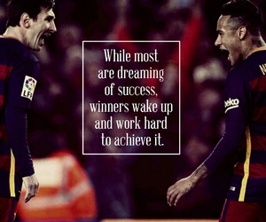 Barca, winners, and quotes image