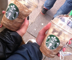 cardiff, starbucks, and friends image