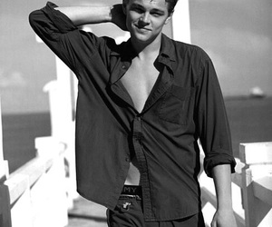 boy, beautiful, and Leo image