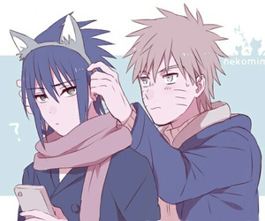 narusasu and sasunaru image