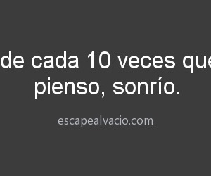 frases, smile, and love image
