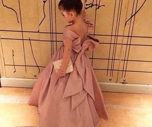 fashion, dress, and kids image