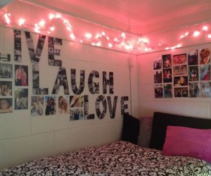 room and love image