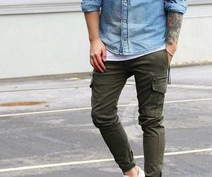fashion, men, and style image