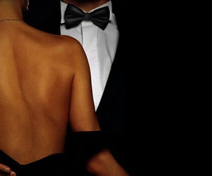 love, couple, and classy image